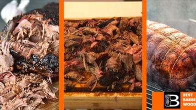 Photo of Smoked Lamb Shoulder Recipe