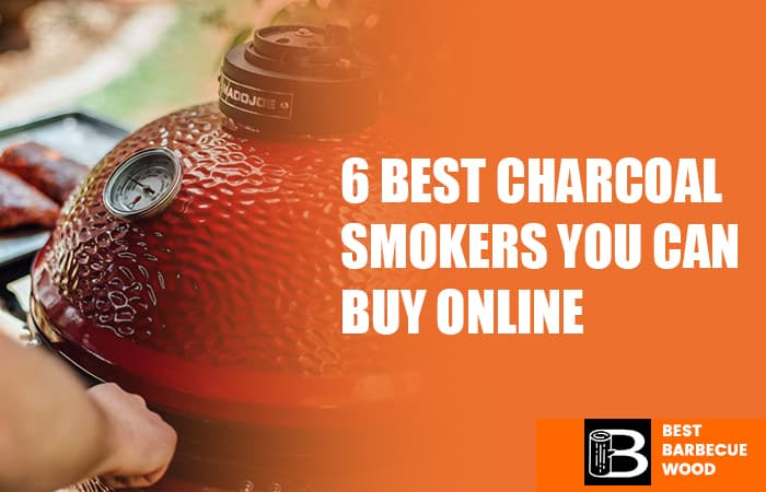 6 best charcoal smokers you can buy online