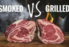 Photo of Smoked vs Grilled Steak