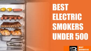 Photo of Best Electric Smokers under 500