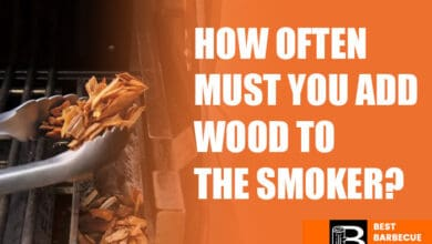 Photo of How often must you add Wood to the Smoker?