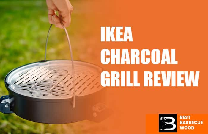 IKEA Charcoal Grill Review