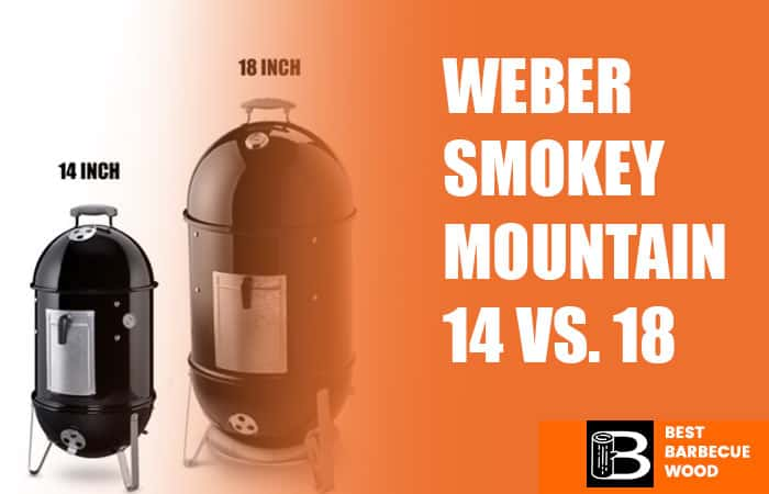 Weber Smokey Mountain 14 vs. 18