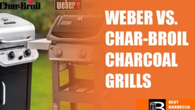 Photo of Weber vs. Char-broil charcoal grills