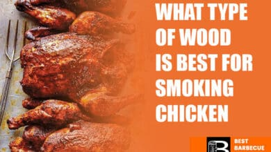 Photo of What type of wood is best for Smoking Chicken
