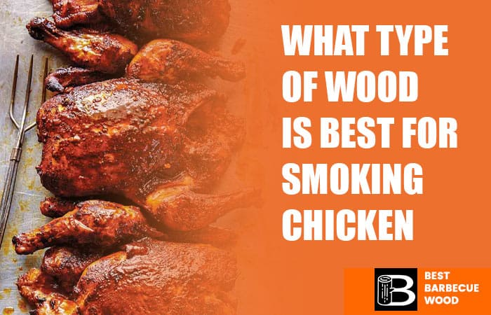 What type of wood is best for Smoking Chicken