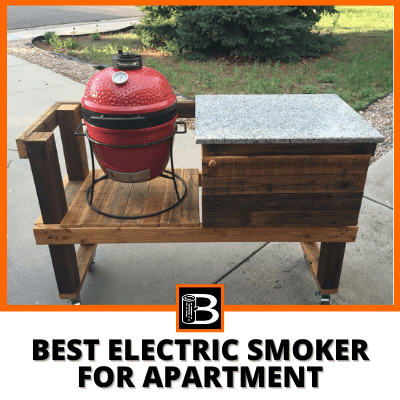 Best electric smoker for apartment
