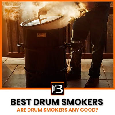 best drum smokers to buy - review