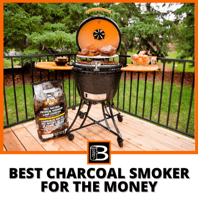 Best Charcoal Smoker For The Money